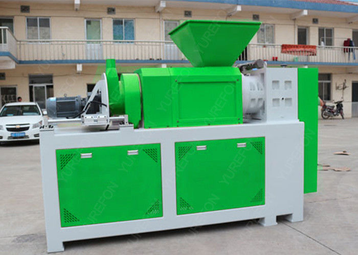 1 - 5 % Moisture Plastic Film Squeezing Dryer In Plastic Washing Recycling Machine Line